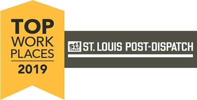 Carboline Company a Winner of the St. Louis Top Workplaces 2019 Award